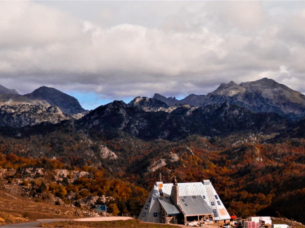 Refugio Belagua. Ruta de las Golondrinas